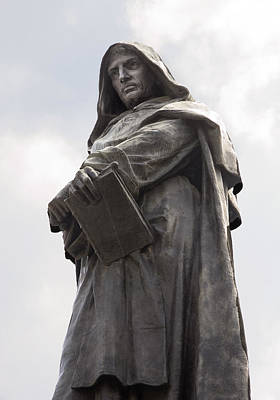 Giordano Bruno Photograph - Giordano Bruno, Italian Philosopher by Sheila Terry