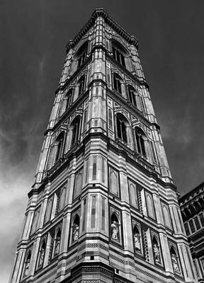 Photograph - Giotto's Campanile by Ramona Johnston