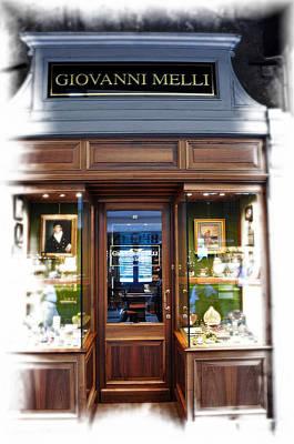 Photograph - Giovanni Melli by Allan Rothman