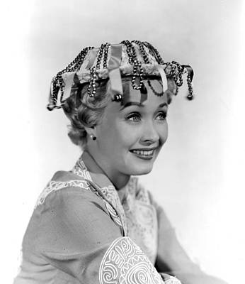 1957 Movies Photograph - Girl Most Likely, The, Jane Powell, 1957 by Everett