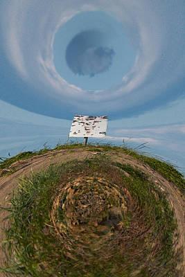 Jouko Lehto Royalty-Free and Rights-Managed Images - Give Me a Sign by Jouko Lehto