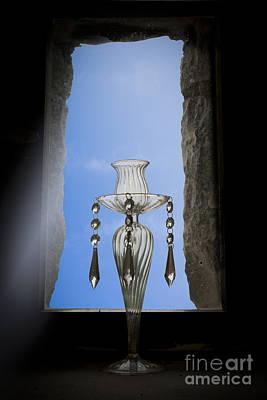 Impressionism Photos - Glass and Stone by Heiko Koehrer-Wagner