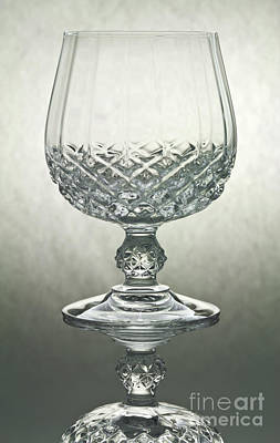 Stemware Photograph - Glass by Blink Images