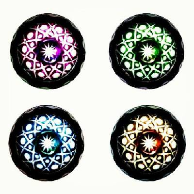 Glass Bowl. #glass #bowl #bright Art Print