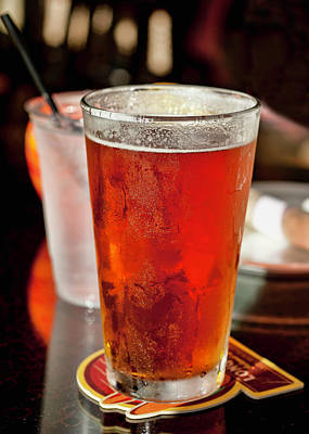 Photograph - Glass Of Beer by Dan McManus