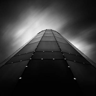 Glass Tower Art Print by Dave Bowman