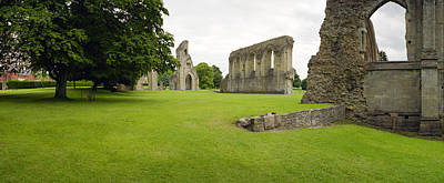 Glastonbury Abbey Ruins Original