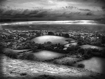 Photograph - Glastonbury by Mariusz Zawadzki
