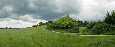 Photograph - Glastonbury Tor by Jan W Faul