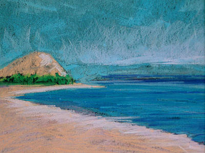 Pastel - Glen Arbor Beach by Lisa Dionne