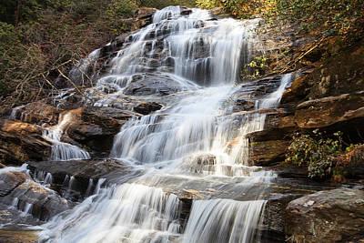 Photograph - Glen Falls Nc 1 by Sheila Kay McIntyre