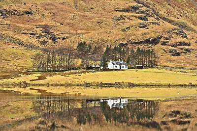 Photograph - Glencoe Cottage II by Colette Panaioti
