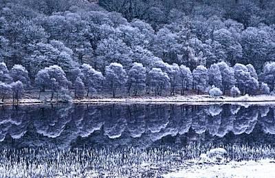 Glendalough National Park, County Art Print