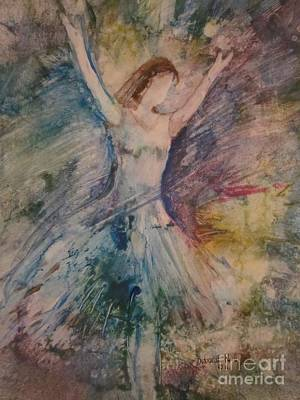 Glory Art Print by Deborah Nell