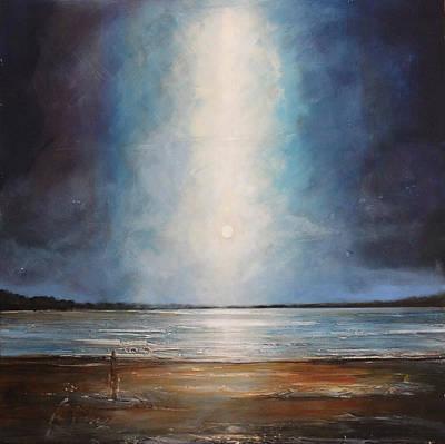Glory Light Original by Toni Grote
