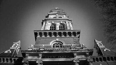Photograph - Gloucester City Hall by Matthew Green