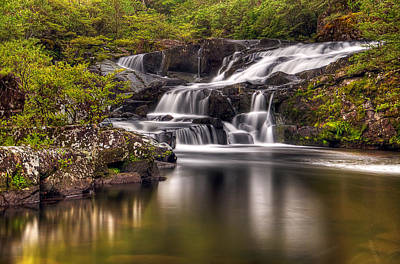 Y120831 Photograph - Gloucester Falls by Dave Smith Photography
