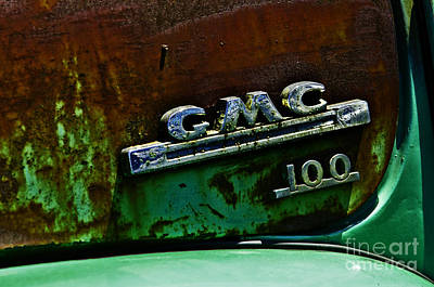 Photograph - Gmc 100 by JT Lewis