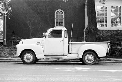 Photograph - Gmc Pickup by Jan W Faul
