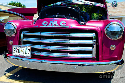 Photograph - Gmc Truck Street Rod by Mark Dodd