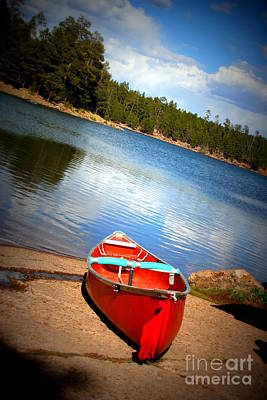 Photograph - Go Float Your Boat by Julie Lueders