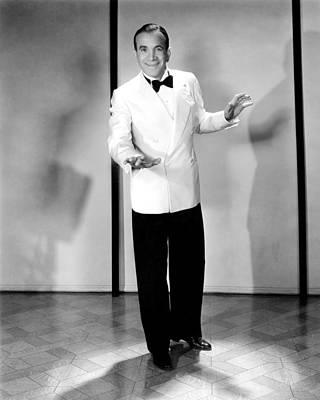 Publicity Shot Photograph - Go Into Your Dance, Al Jolson, 1935 by Everett