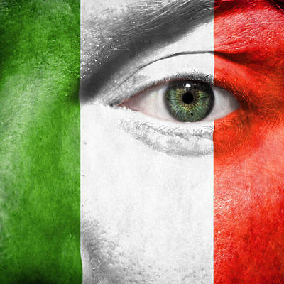 Go Italy Art Print by Semmick Photo
