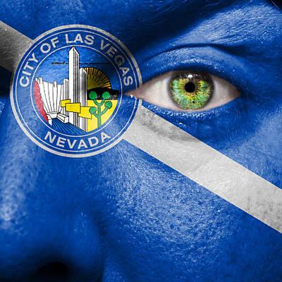 Photograph - Go Las Vegas by Semmick Photo
