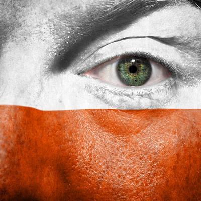 Go Poland Art Print by Semmick Photo