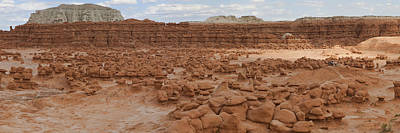 Photograph - Goblin Valley 2 Of 3 by Gregory Scott