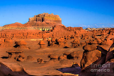 Photograph - Goblin Valley State Park by Robert Bales