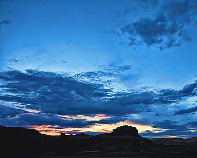 Goblin Valley Sunset Art Print by Gregory Scott