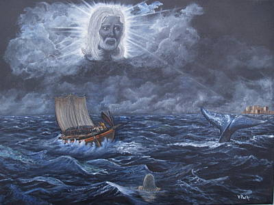 God Summons The Whale Original