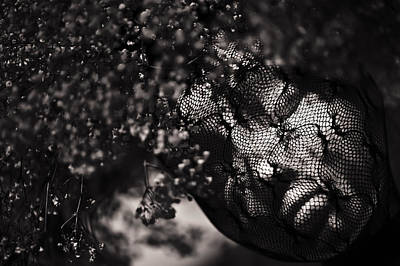 Netting Photograph - Goddess  by Andrew Kubica