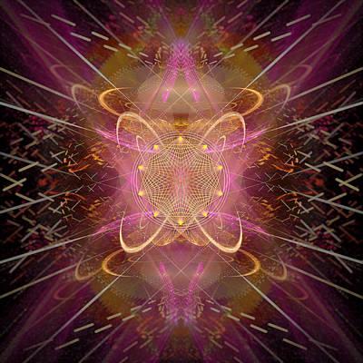 Digital Art - God's Eye  by Tammy Wetzel