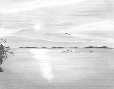 Going Fishing Art Print