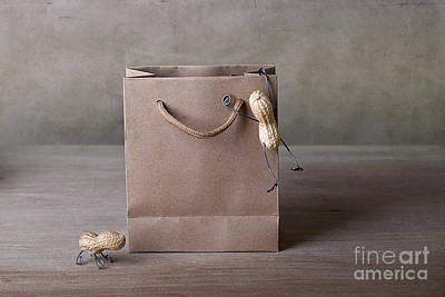 Paper Bags Photograph - Going Shopping 03 by Nailia Schwarz