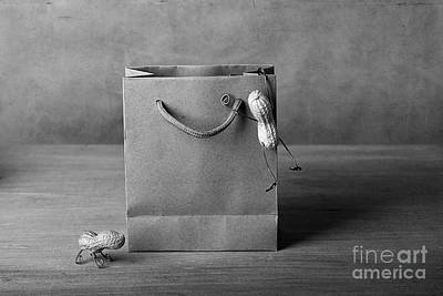 Paper Bags Photograph - Going Shopping 04 by Nailia Schwarz