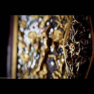 Bronze Wall Art - Photograph - Gold, Bronze, Chrome by Phaisal Guladee