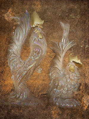 Photograph - Golden Crowns by Cindy Wright