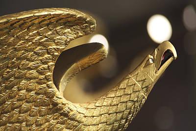 Eagle Digital Art - Golden Eagle by Mike McGlothlen