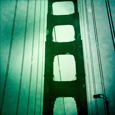 Photograph - Golden Gate 1 by Brian Kirchner