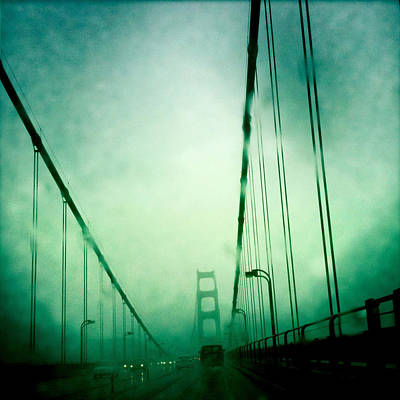 Photograph - Golden Gate 2 by Brian Kirchner