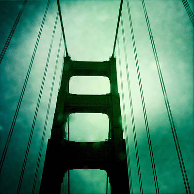 Photograph - Golden Gate 3 by Brian Kirchner