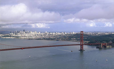 Photograph - Golden Gate by John Farley