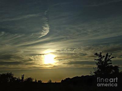 Photograph - Golden Sky's 2 by Scott B Bennett