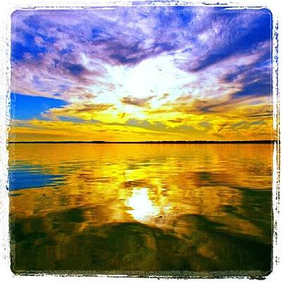 Sunset Wall Art - Photograph - Golden Sunset II by James Granberry