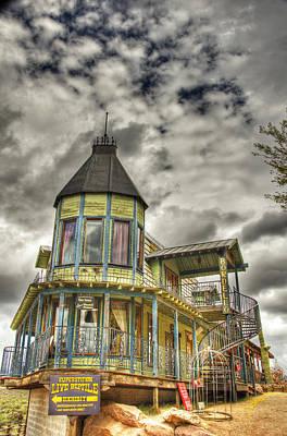Bordello Photograph - Goldfield Ghost Town - The Bordello  by Saija  Lehtonen
