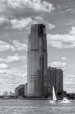 Photograph - Goldman Sachs Tower Iv by Clarence Holmes