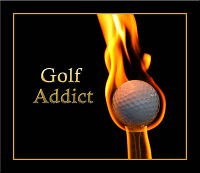 Photograph - Golf Addict by Trudy Wilkerson